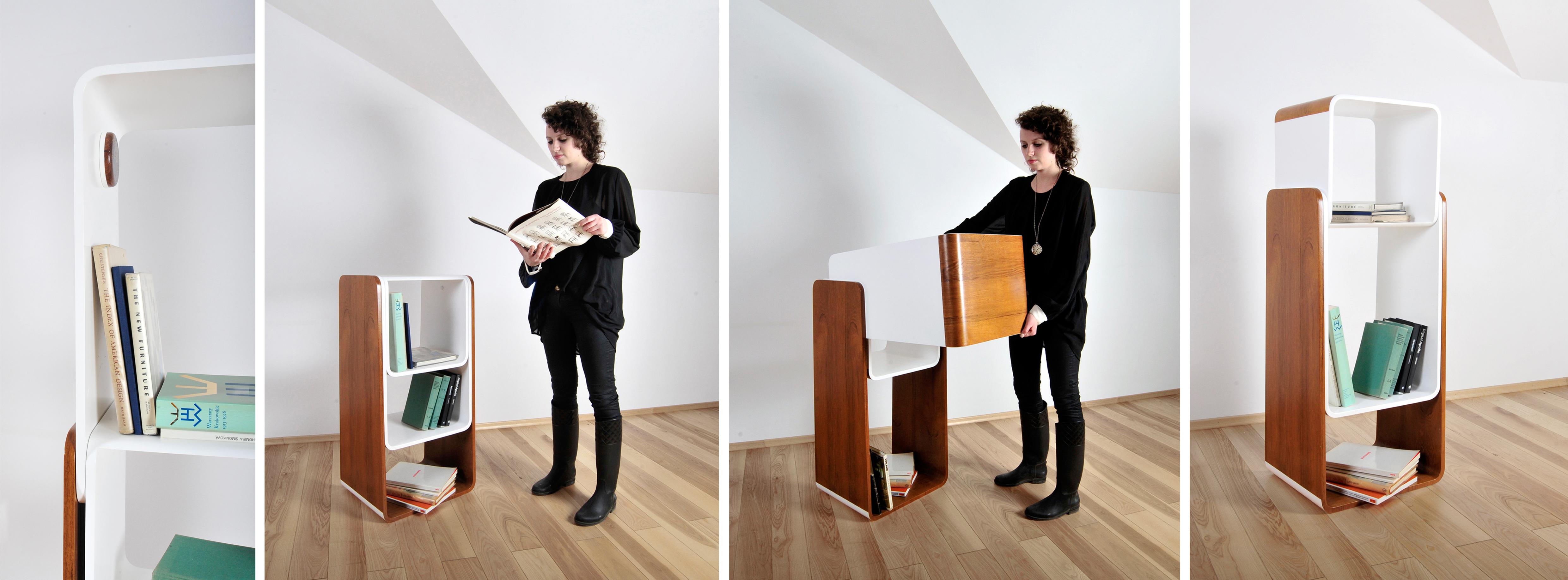 Aino mebel wielofunkcyjny owcydizajnu for How to choose an architect for remodel