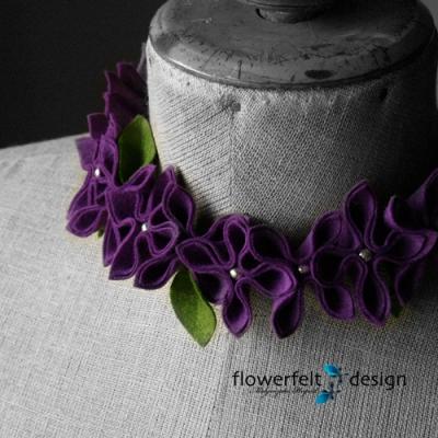 Małgorzata Hupert: FlowerFelt Design