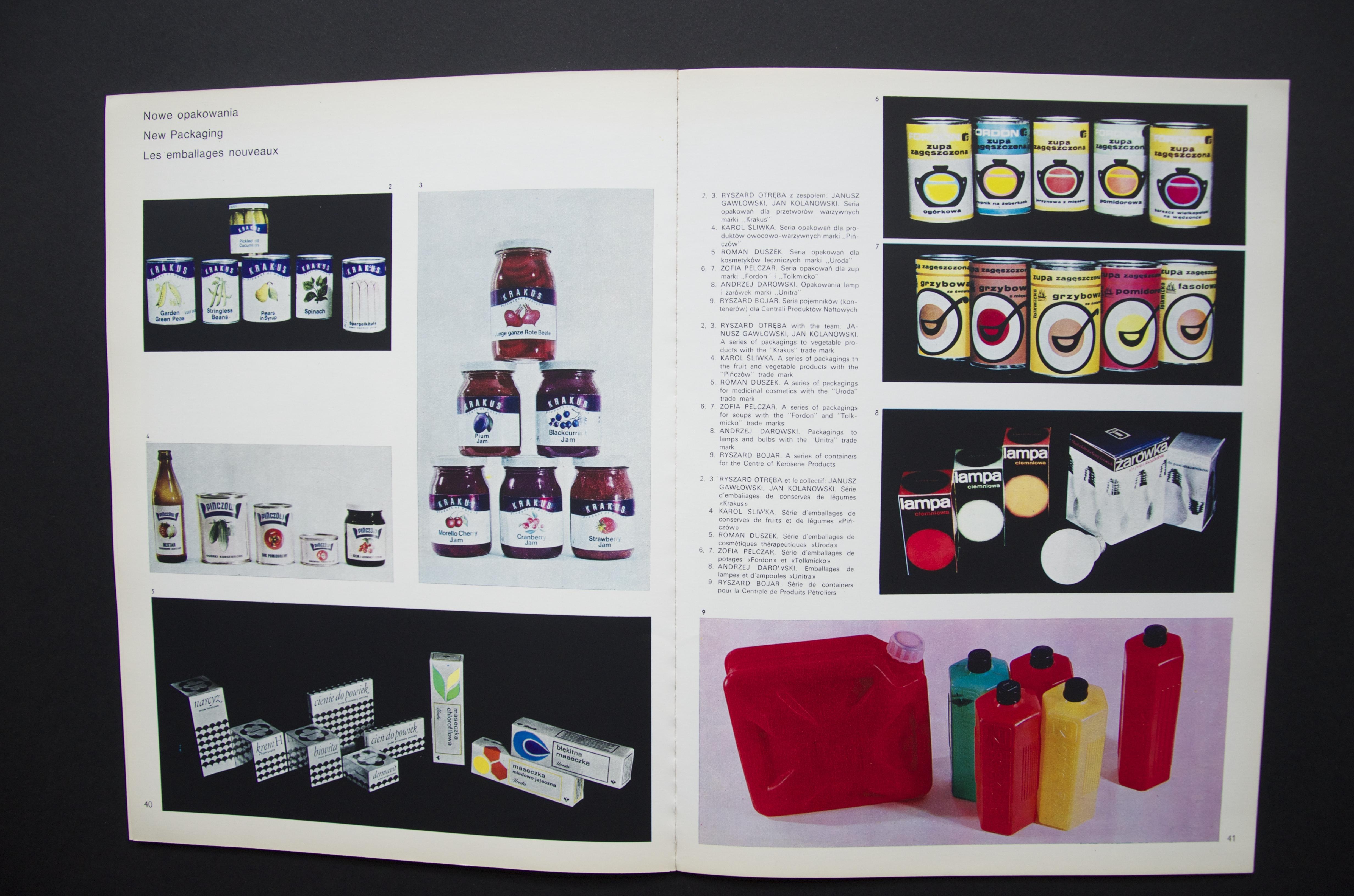 Projektowanie opakowań - branding
