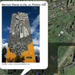 mariusz m-city na monumental art