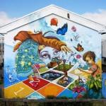Street Art Chile