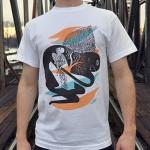 Otecki, koszulka dla Vinylcanvas