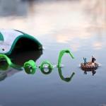 miniatury street art