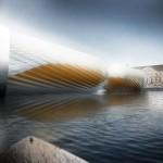 Turbine Bridge - projekt DWAWU (Wierciński i Wrzeszcz)