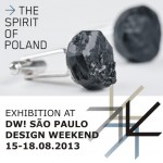 Wystawa The Spirit of Poland prezentująca polskie projekty w Brazylii w ramach DW! São Paulo Design Weekend, rozpoczyna się już 15 sierpnia i potrwa do 18 sierpnia.