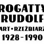 Font Rudolf zaprojektowałam na podstawie medali stworzonych przez mojego dziadka Rudolfa Rogatty, artystę rzeźbiarza.