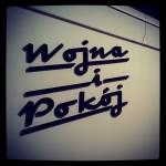 Wystawa designu we Wrocławiu - Wojna i Pokój