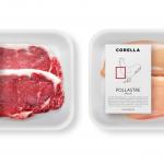 Agencja Fauna przeprowadziła redesign identyfikacji i opakowań dla sklepu mięsnego Corella.