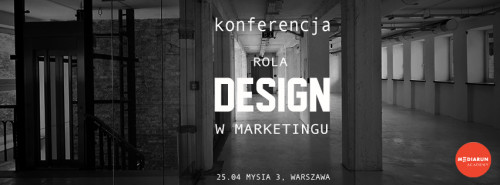 "Konferencja ""Rola designu w marketingu"""