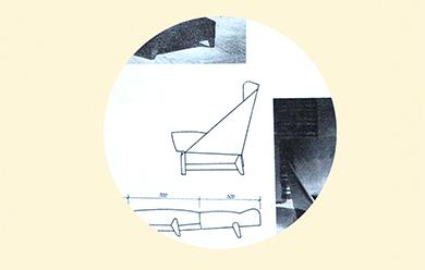 Fotel do spania dla współczesnego nomada