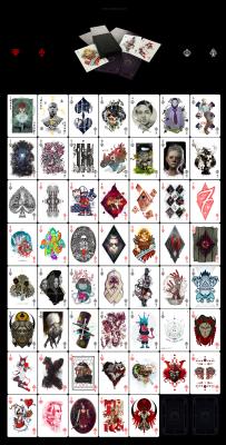 Talia Kart zaprojektowana przez ilustratorów z Goverdose