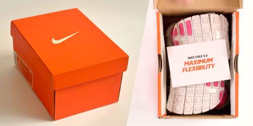 Nike PR Box