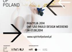 Spirit of Poland - wystaw polskiego designu w Brazylii