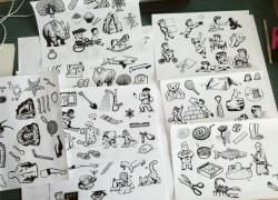 Ba Ba Dum to najkrócej mówiąc gra językowa dzięki której można nauczyć się już kilkunastu języków, zagrajcie i zobaczcie sami>> A poniżej zobaczcie jak powstawała gra (making of opiera się na materiałach Hipopotam Studio).