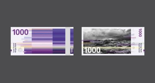 Norweski Bank Centralny rozstrzygnął ogłoszony jakiś czas temu konkurs na projekt nowych banknotów. Jak przystało na Skandynawów, pokazali jak to się robi.