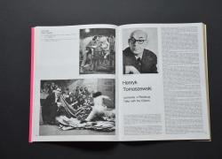 Henryk Tomaszewski rozmawia z redakcją Magazynu Projekt