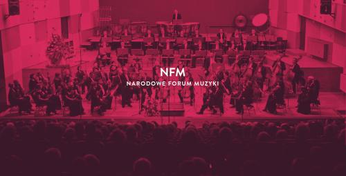 Agencja Joy Intermedia jest odpowiedzialna za nową identyfikację wizualną dla Narodowego Forum Muzyki we Wrocławiu.